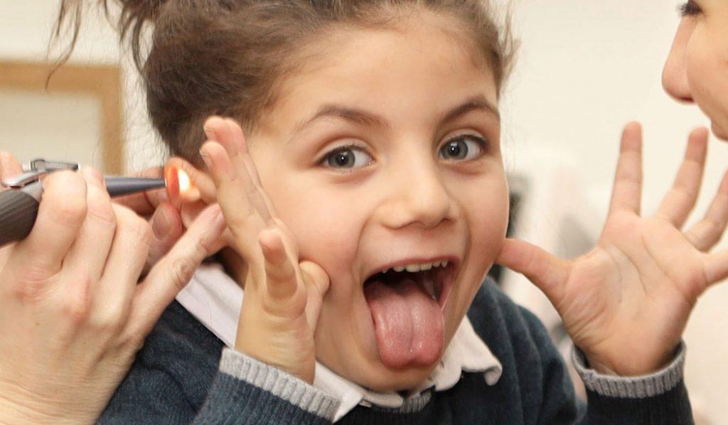 Paediatric practise